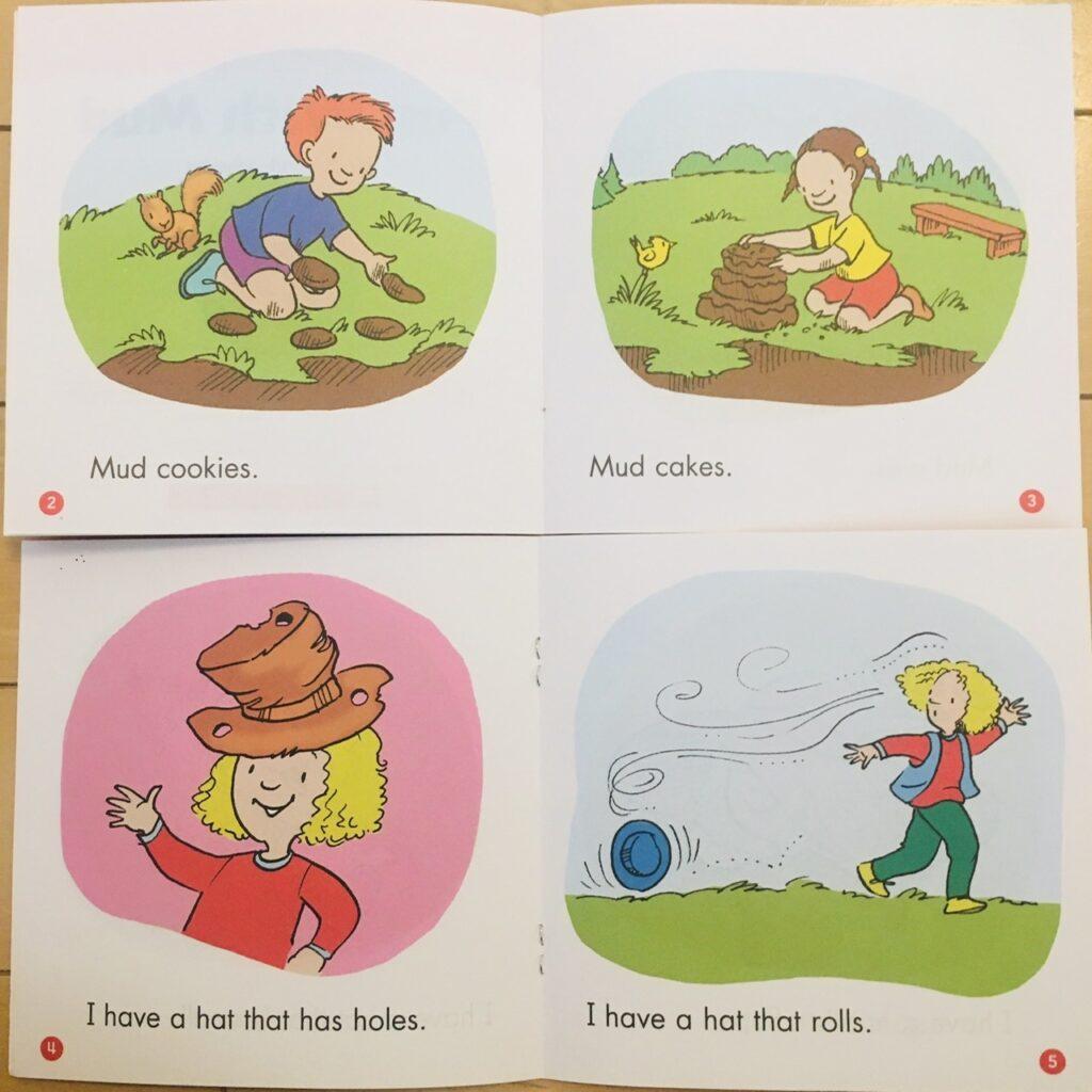 First Little Readers LevelA