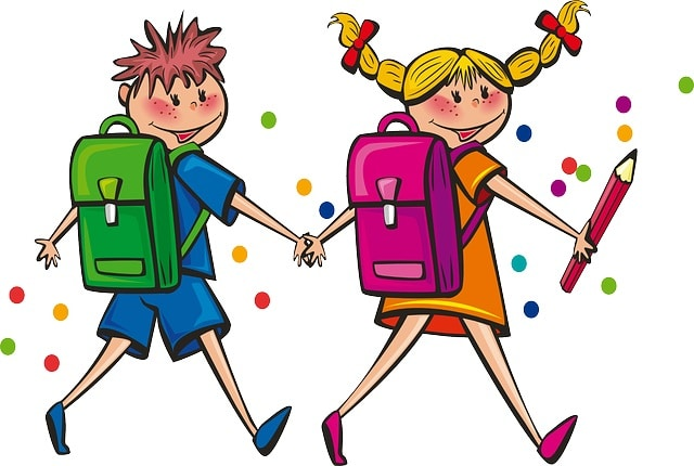 幼稚園と小学校低学年で渡米した子供。英語の習得法の違いについて