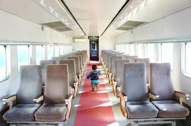 【軽井沢】子連れで夏休みに新幹線の自由席で移動した時の感想