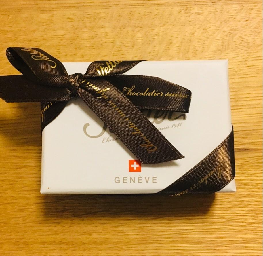 ステットラー★ 雅子妃が空輸してまで皇太子様に贈られた幻のスイスチョコのお味は